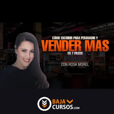 Cómo Escribir Para Vender Más – Rosa Morel