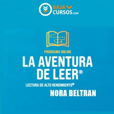 La Aventura de leer – Nora Beltran