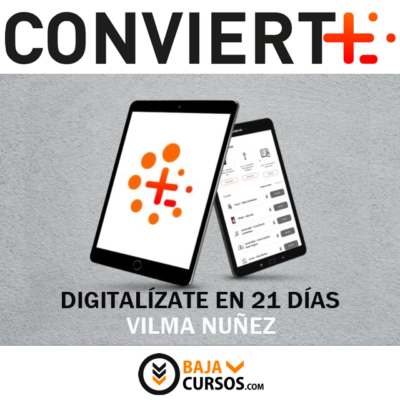 Reto digitalizate en 21 dias – Vilma Nuñez