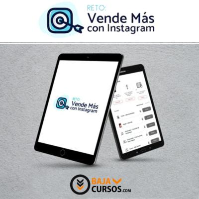 Reto Vende Más en Instagram – Vilma Nuñez