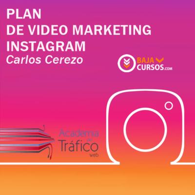 Plan de videomarketing Instagram – Carlos Cerezo