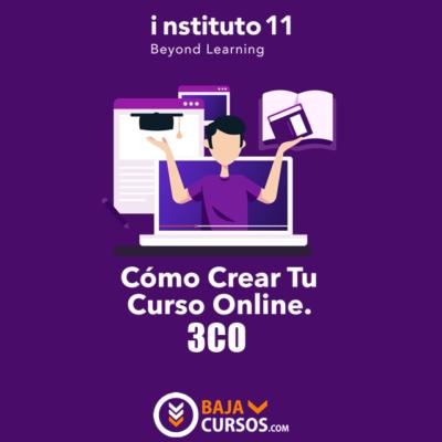 3CO Como Crear tu Curso Online – Carlos Muñoz & i11