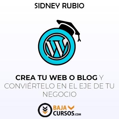 Curso WordPress – Sidney Rubio