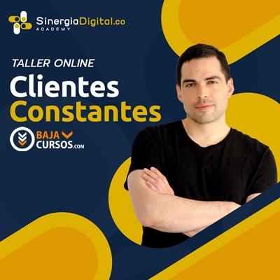 Taller Clientes Constantes – Iván Rojas