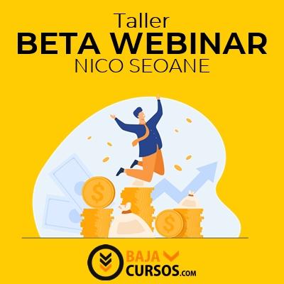 Beta Webinar – Nico Seoane