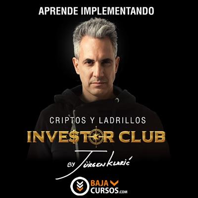 Investor Weekend Criptos y Ladrillos – Jurgen Klaric